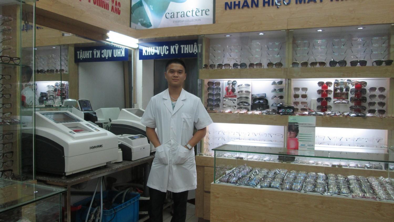 Mô hình kinh doanh kính thuốc đạt tiêu chuẩn tại Hà Nội